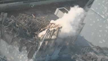 Fukushima Daiichi 3, March 2011
