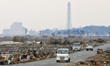 Fukushima devastation (Tepco)