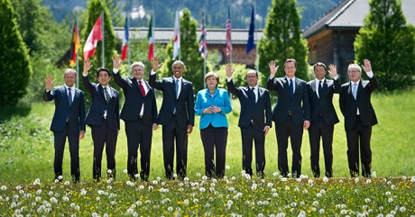 G7 meeting 2015 - 460 (German government)