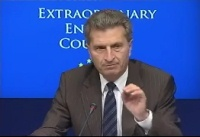 Gunter Oettinger, 21 March 2011