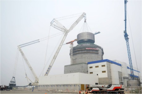 Haiyang 1 CB20 module installed 460 (SNPTC)
