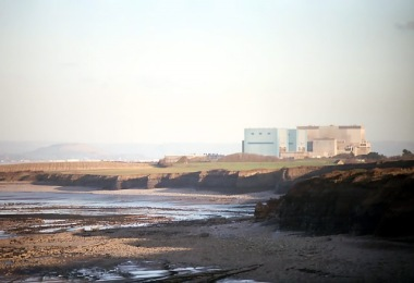 Hinkley Point A and B (Richard Baker)