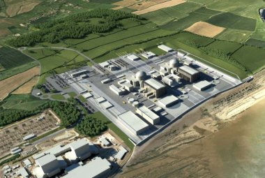 Illustration of Hinkley Point C