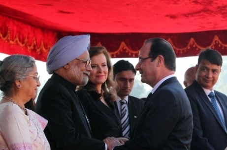 Hollande, Singh February 2013 (Elysee) 460