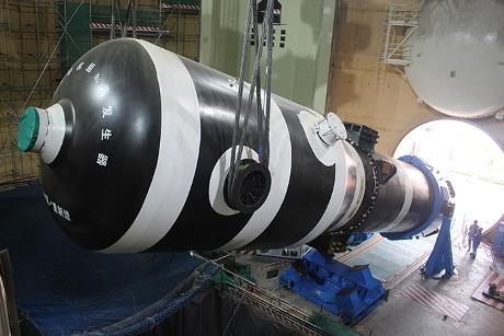 Hongyanhe 5 SG installation - 460 (CNI23)