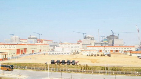 Hongyanhe Phase I construction (CGNPC)
