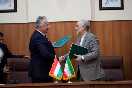 Hungary-Iran - April 2017 - 460  (AEOI)
