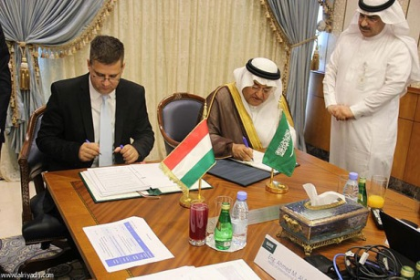 Hungary-Saudi Arabia - October 2015 - 460 (KA-CARE)
