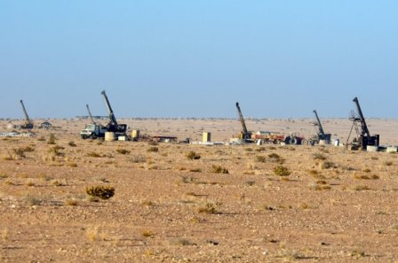 Husab drill rigs (Extract)