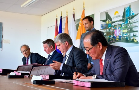 ITER-Momentum contract signing - 460 (ITER)