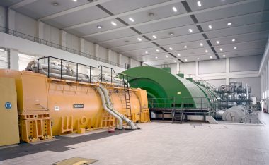 Isar 2 turbine hall (EOn)