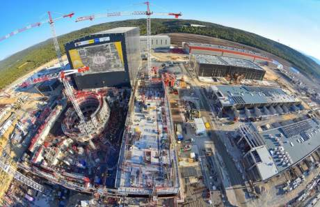 Iter construction site - October 2017 - 460 (Iter)