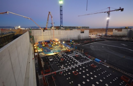 Iter first concrete 460