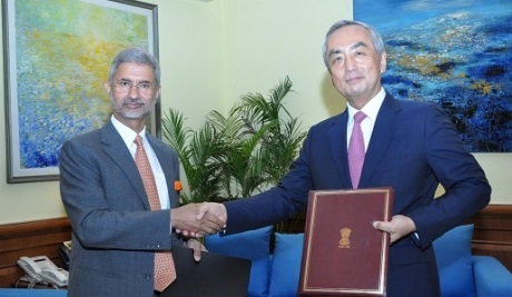 Japan-India agreement enters into force - 460 (Embassy of Japan in India)