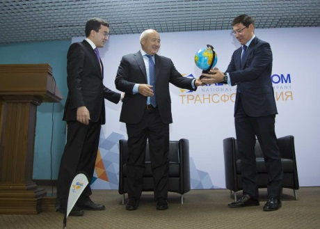 KazAtomProm executives announce strategic changes - 460