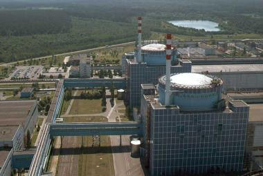 Khmelnitsky 1 and 2 (Image: Khmelnitsky NPP)