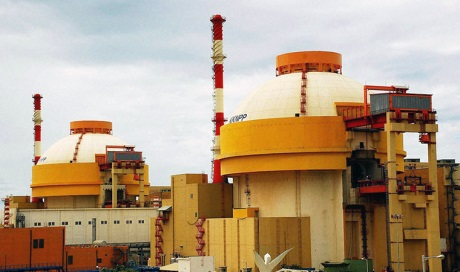 Kudankulam 1 and 2 - 460 (Rosatom)