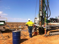 Lake Maitland exploration (Mega Uranium) 250