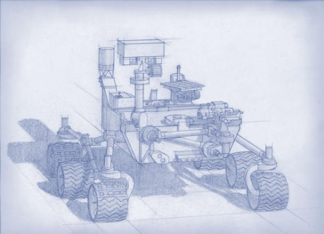 Launch 2020 rover (NASA) 460x332