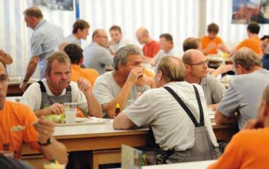 Leibstadt canteen