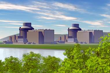 Levy Artist's Impression (ProgressEnergy)