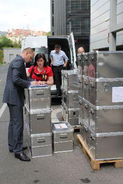 Združenje  AtomStroyExport  dostavi dokumentacijo svoje ponudbe (Slika: CEZ)