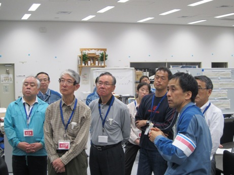 New Japanese regulators at Fukushima (Tepco)