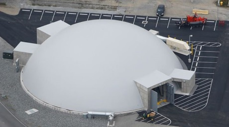 North Anna Flex dome 460 (ABC Domes)