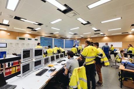 Olkiluoto 3 control room - 460 (TVO)