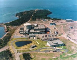 Point Lepreau plant (NB Power)