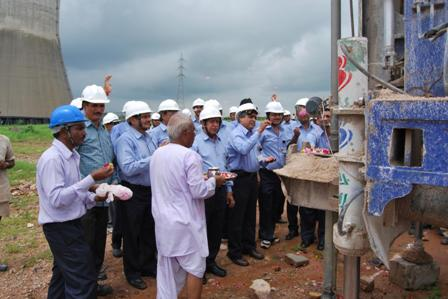 Rajasthan 7 and 8 groundbreaking (NPCIL)