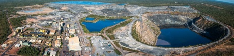 Ranger mine site in 2015 - 460