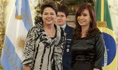 Rousseff-Kirchner January 2011 (CNEA)