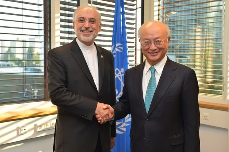 Salehi and Amano - September 2016 - 460 (Dean Calma -  IAEA)