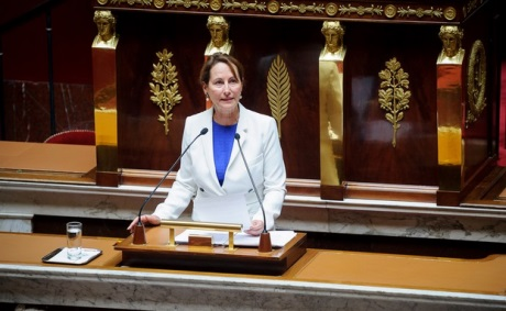 Segolene addresses National Assembly - July 2015 - 460