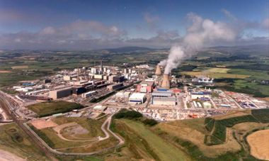 Sellafield in 2000