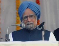 Manmohan Singh at Tarapur