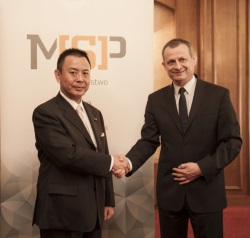 Takagi meets Gawlik - May 2015 - 250 (Polish Treasury Ministry)