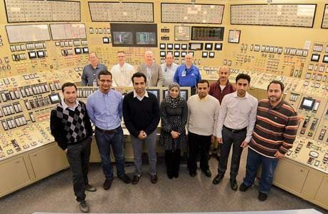 UAE reactor operators (Enec)