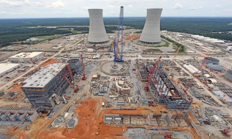 Vogtle 3 and 4 - July 2017 - 460 (Georgia Power)