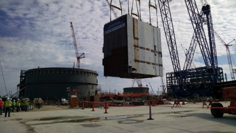 Vogtle 4 CA20 module - 460 (Georgia Power)