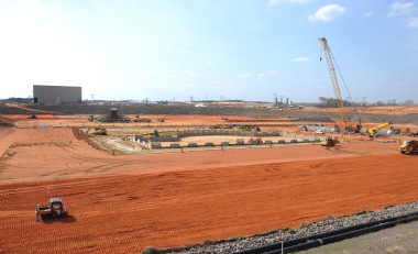 Vogtle 3, March 2011 (Southern)