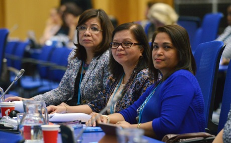 Women in Nuclear conf, August 2015 (IAEA - Dean Calma)
