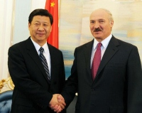 Xi and Lukashanko, March 2010