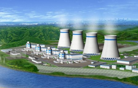 Xianning cooling plants (Hamon)