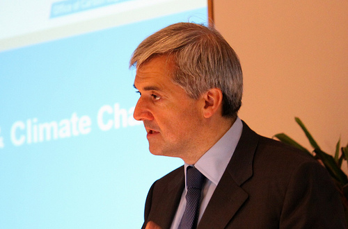 Chris Huhne (Image: DECC)