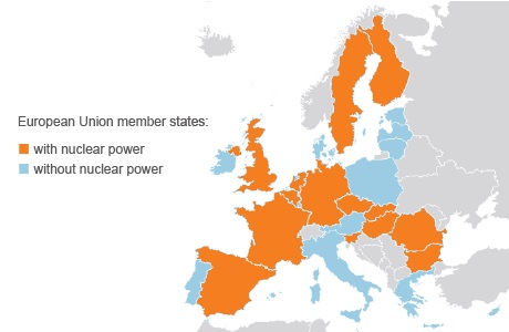 EU nuclear energy countries 460x300