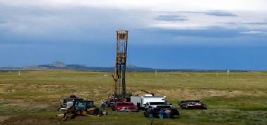 Drilling at Lance 2011 (Peninsula)_380