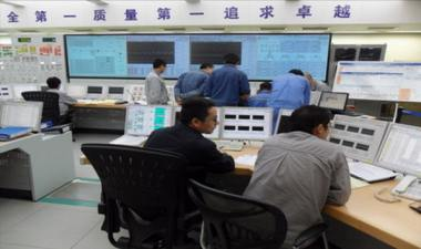 Control room at Ling Ao II-2 (Image: CGNPC)