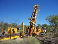 Drilling at Skal Project, Mt Isa (Paladin)